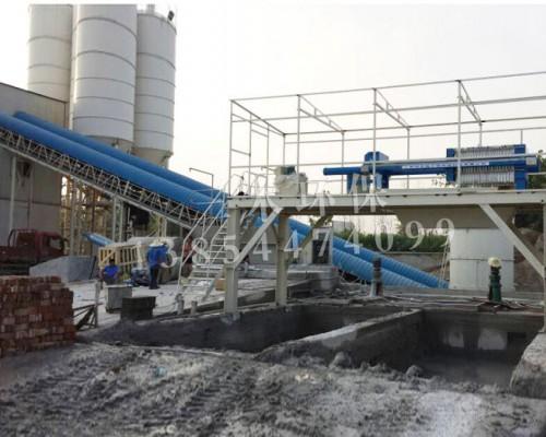 泥浆处理系统压滤机